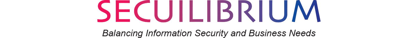 Secuilibrium - Balancing Information Security and Business Needs